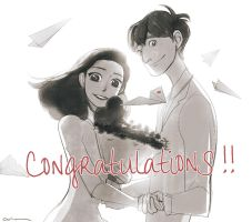 Paperman by ColnChen