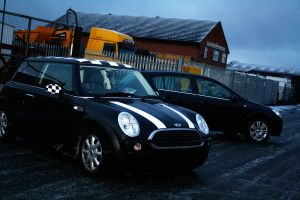 Mini and Astra 2 by Fraawgz