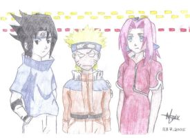 Team 7 by Marlou-Chan
