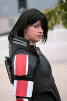 N7 Fem Shep Armour by Asukauk