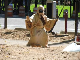 Tusken Raider Spotted by tk8247