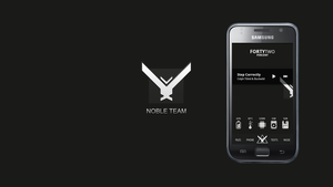 Noble Team Galaxy S by CelphPacino