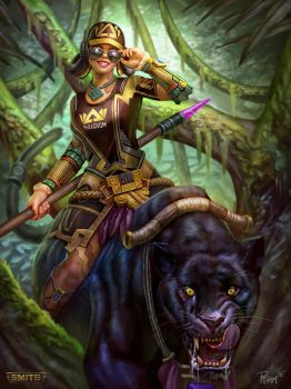 Awilix Paradigm E-Sports Card by PTimm