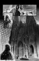 VENGEANCE Graphic Novel - PG18 - GreyTones by RodGallery