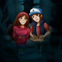 Mystery Twins by ectonurites