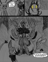 On The Frontline- Page Seven by Ssevora