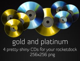 Gold and Platinum by drgirlfriend