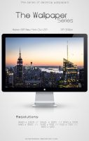 The Wallpaper Series - New York USA HDR  - 4K by SynPredator