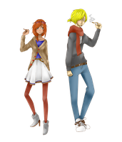 Hipsters by PonyaPonya