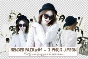[Renderpack] #04 - Jiyeon by MichiyoNguyen
