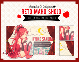 RETO MAHO SHOJO by SweetAle1