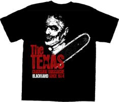 The Texas Chainsaw Modelo by willblackwell