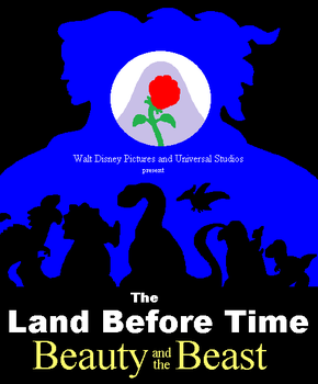 The Land Before Time: Beauty and the Beast by DinobotEd