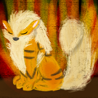Arcanine by BarrelDog
