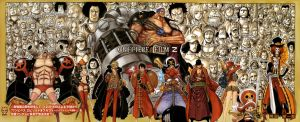 One Piece Z: Young Marines (With known Names) by Gonzaloguay