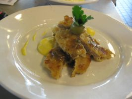 Veal Cutlet by TheNerdChef