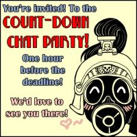 Count-Down Chat Party! by RobinRone