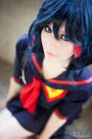 Ryuko Matoi by meltyfate