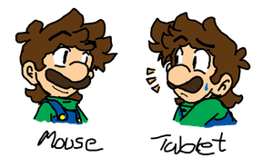 Mario: Media Comparison by saiiko