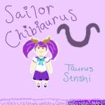 Sailor Chibiaurus by NEONBATMAN