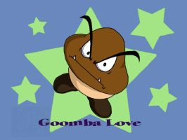 Goomba Love by sugarfrostedhate