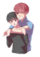 chanbaek is love [animated] by sehuns-hips