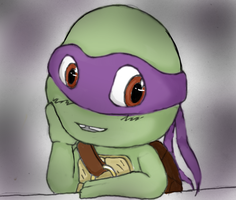 Donatello by shelbyleigh523