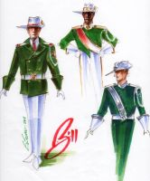 DCI XL Throwback 6 by Becorps
