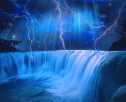 Thunder at Wolf Creek by Karlie67