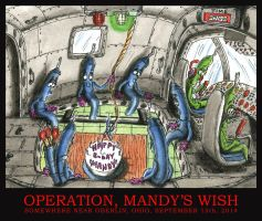Operation, Mandy's Wish by Keith-McGuckin