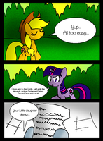 My Little Dashie II: Page 157 by NeonCabaret