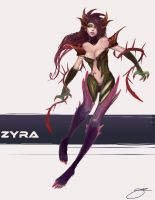 Zyra by momobucket