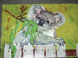 A  eucalyptus  bandit by talentwithin