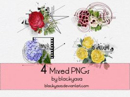 Mixed PNGs: 7 by blackyaisa
