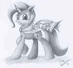 Mane 20 Challenge: 6 - Trixie Lulamoon by Zyncrus