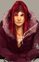 Renji...maybe by zyein