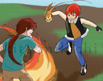 Fight Fire with Fire by KitaMikichi