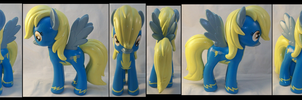 Design-A-Pony Wonderbolts Derpy by Gryphyn-Bloodheart