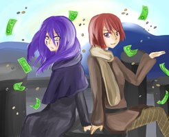 Wealth by digidestined4eva