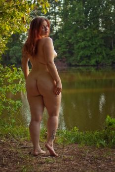 Freshie Lake Nude Shoot 01 by phydeau