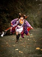 My Rule Is Absolute - Senhime Cosplay by Kawaii-Kioko