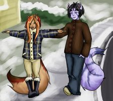 it was THIS big by kaleadora