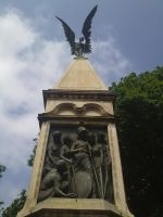 Winged Victory and Britannia by stefanpaulrust