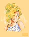 Annabeth for Bre by Dreamsoffools