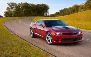 2015 Chevrolet Camaro SS Coupe by ThexRealxBanks