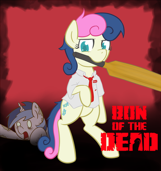 Bon of the Dead by Atlur