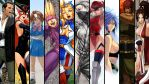 Fighting game wallpaper by The-Red-Jack03