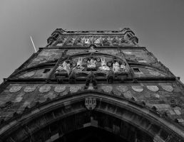 bridge tower by neronin