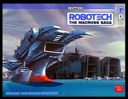 Fake Issue 1  Robotech: The Macross Saga by Graphitedriver001
