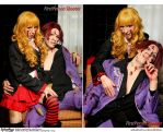 Umineko Cosplay: This is my Valentine by Redustrial-Ruin